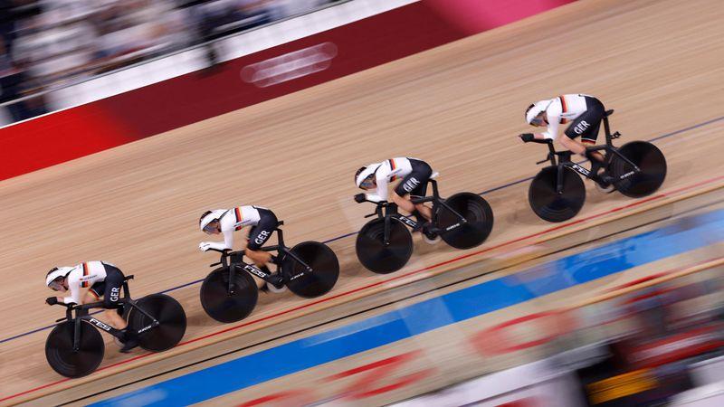 Bahn-WM: Lisa Brennauer hofft auch in Roubaix auf Gold