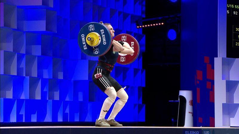 Украинка Конотоп – абсолютная чемпионка Европы. Она взяла 208 кг