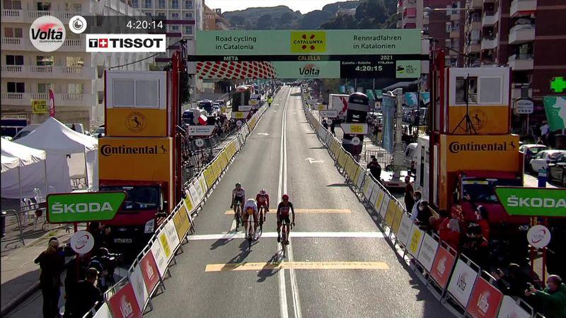 Andreas Kron s-a impus în prima etapă din Turul Cataluniei, cu un atac dat în ultimii 23 kilometri