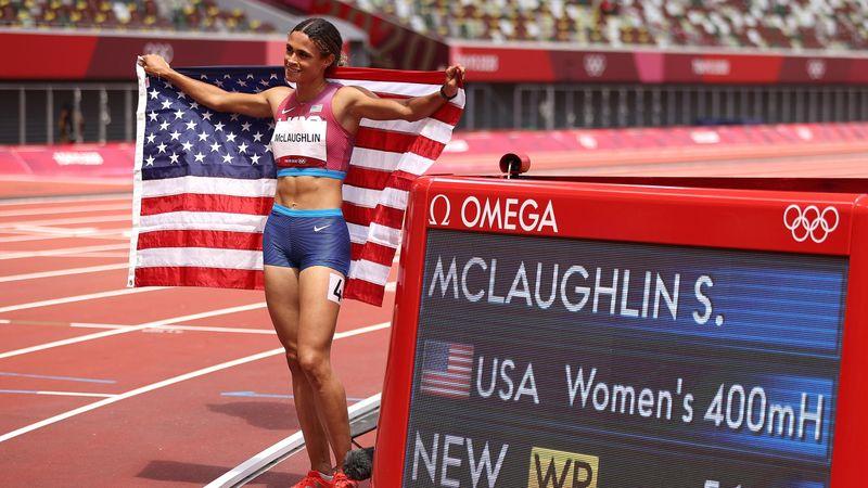 Tokyo Today: Weltrekord-Rausch bei Olympia