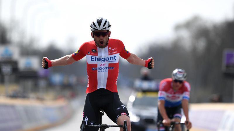 Turul Flandrei 2021 | Sprintul final, în care Kasper Asgreen l-a învins pe Mathieu Van Der Poel