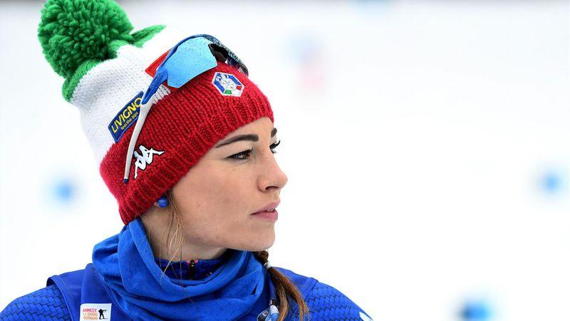Ones to Watch: Conoce a la biatleta italiana Dorothea Wierer