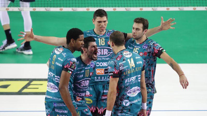 Volleyball Champions League: Die Entscheidung im Kampf um den Viertelfinaleinzug