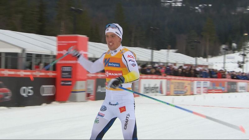 Diggins seals second World Cup victory in Lillehammer