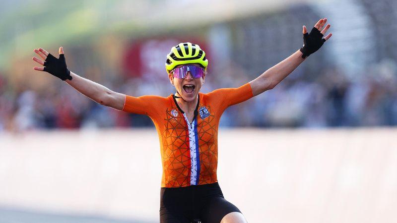 Nederlandsk syklist med gigatabbe: – Det var en bom