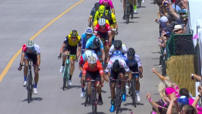 Mannion wins title in Colorado as McCabe takes victory