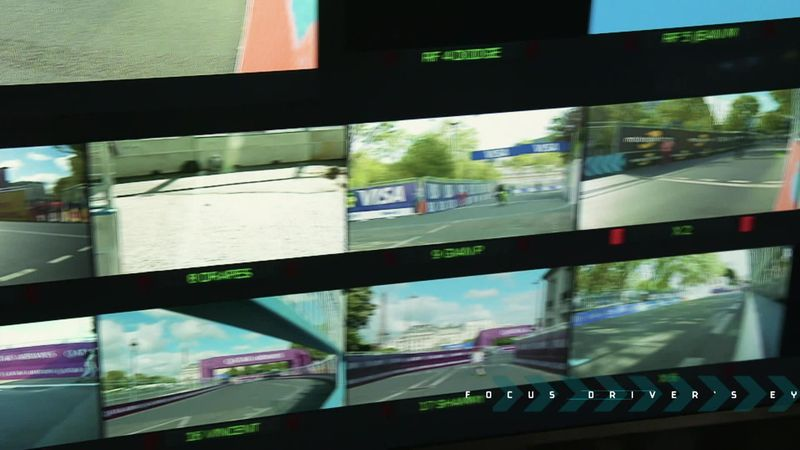 """""""L'oeil du pilote"""", la caméra intégrée qui permet de vivre la course de l'intérieur"""