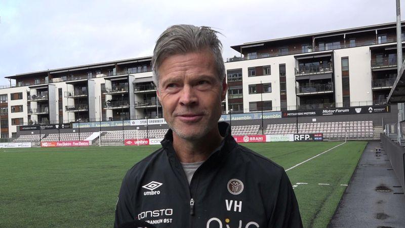 Mjøndalen-treneren nervøs før «skjebnekampen» i Bergen: – Gruer meg