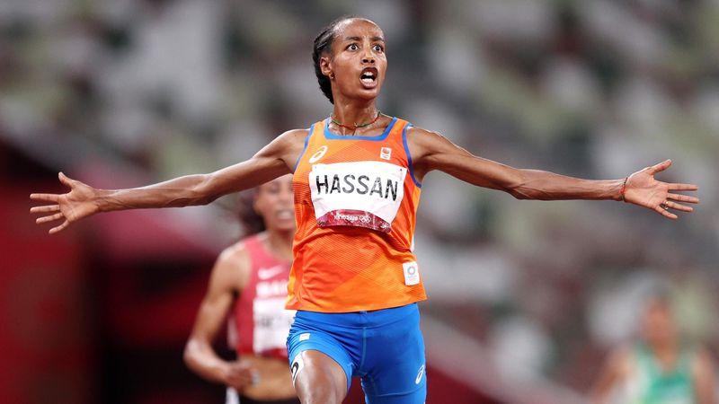 Tokyo 2020 | GOUD voor Sifan Hassan op de 10.000 meter
