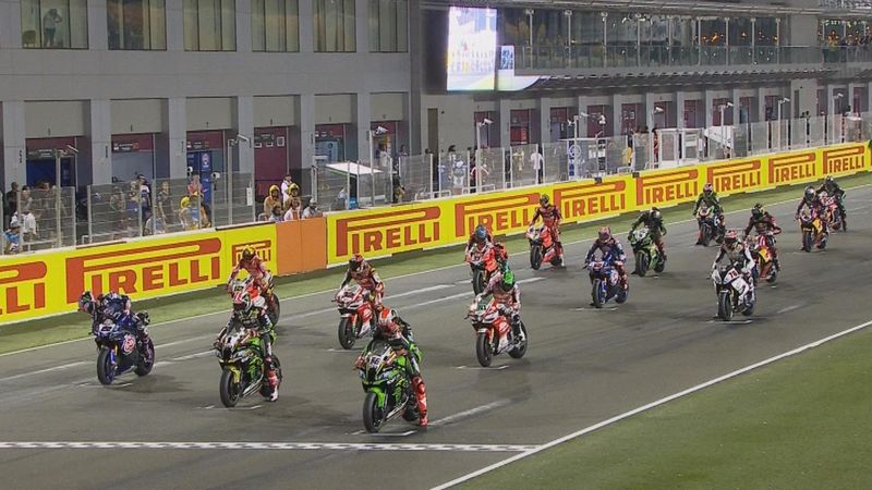Rea takes record-equalling 17th win in Qatar
