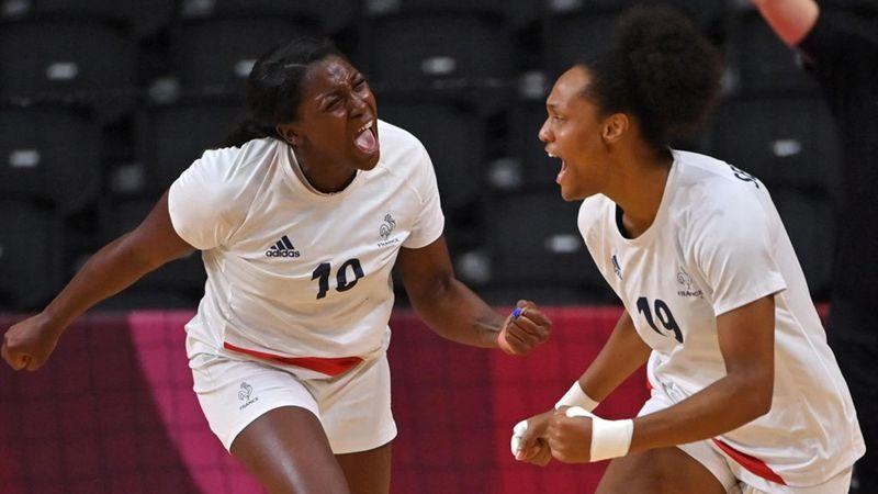 Frankreich holt historisches Gold: Highlights des Frauenhandball-Finals