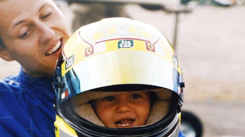 Sein Papa ließ ihm die Wahl: So schaffte es Mick Schumacher in die Formel 1