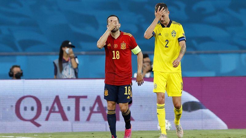 Resumen España-Suecia: A vueltas con el gol