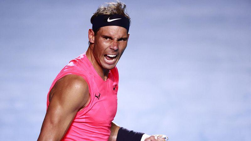 Höjdpunkter: Nadal - Kwon