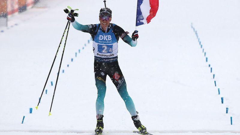 La Francia sorprende la Norvegia e trionfa nella staffetta di Ruhpolding. Italia lontana