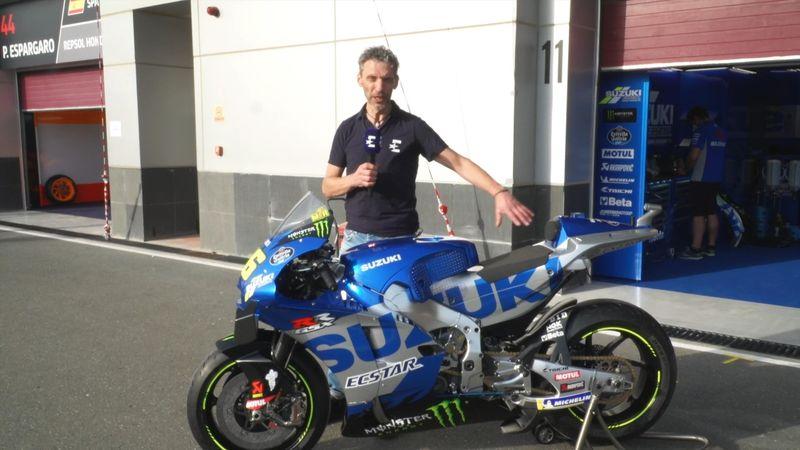MotoGP Tech | De Suzuki Ecstar 2021 onder de loep
