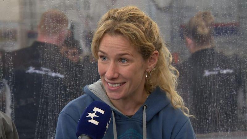 'Massively inspiring': Jenny Tinmouth on Carrasco win
