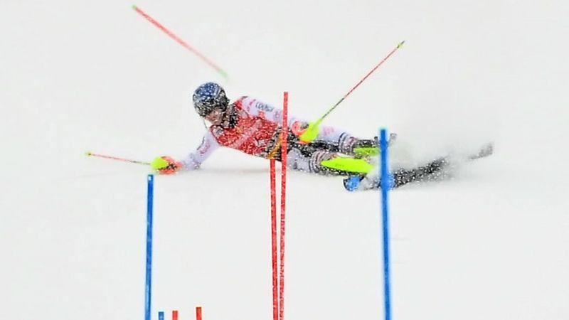 Clément Noël éliminé en 1re manche du slalom