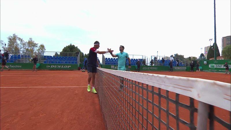 ATP Monte Carlo: Fognini – Krajinović összefoglaló