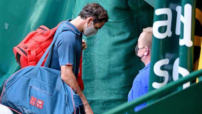 Auger-Aliassime-Federer: Nueva derrota de un mermado Roger