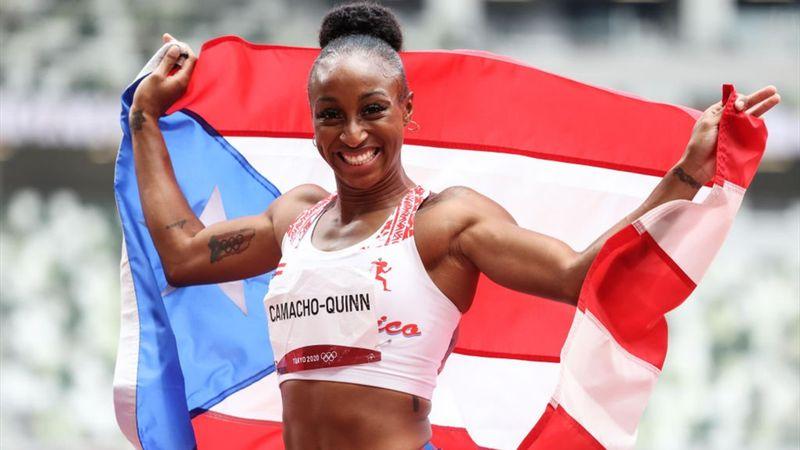 Athletics - Women's 100m hurdles final - Tokyo 2020 - Olympic Highlights