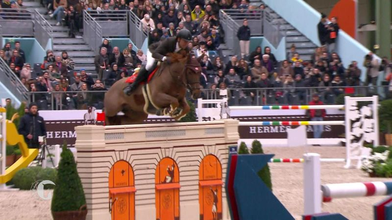 Horse Excellence : Jumping Grand Prix Hermes