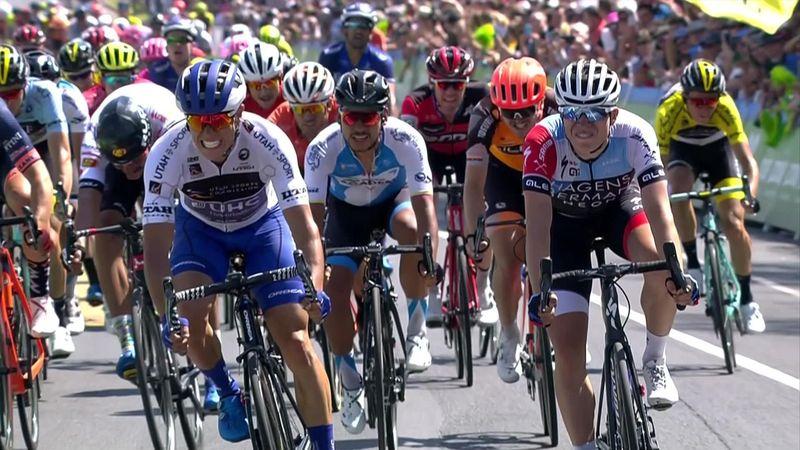 McCabe takes Stage 3 win in Utah