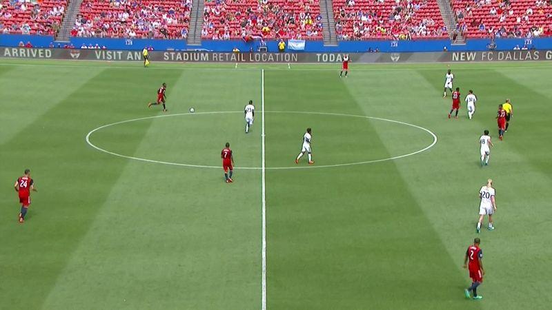 MLS: FC Dallas - Vancouver Whitecaps (Özet)