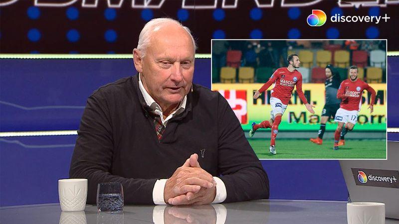 """""""Vi overvejede at hente hele deres højreside"""" - Jens Martin Gammelby var på blokken i FCK"""