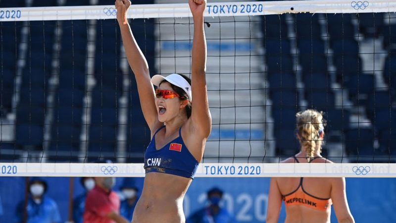 Tokió 2020 - China - Netherlands - Strandröplabda – Olimpiai főhírek