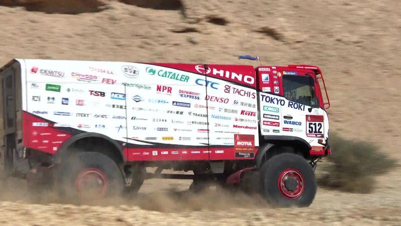 Победа экипажа Каргинова и другие итоги соревнования грузовиков в рамках Дакара-2020