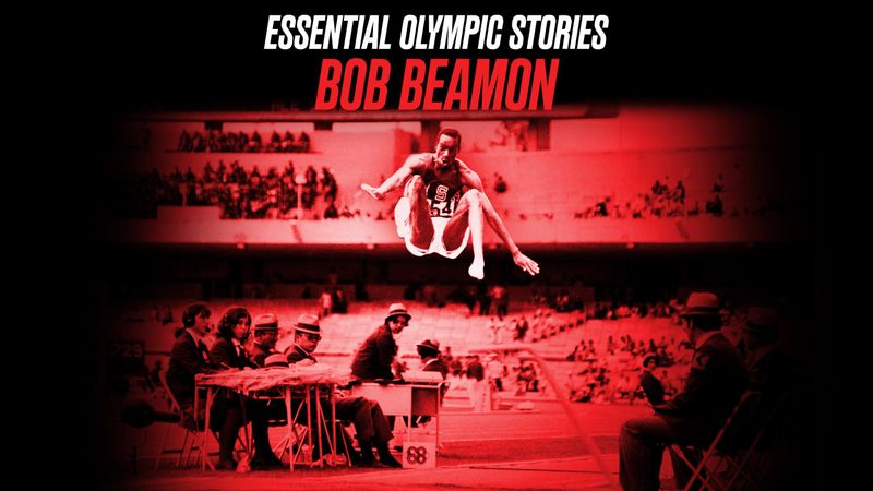 The Essential Olympic Stories: Bob Beamon's leap of the century