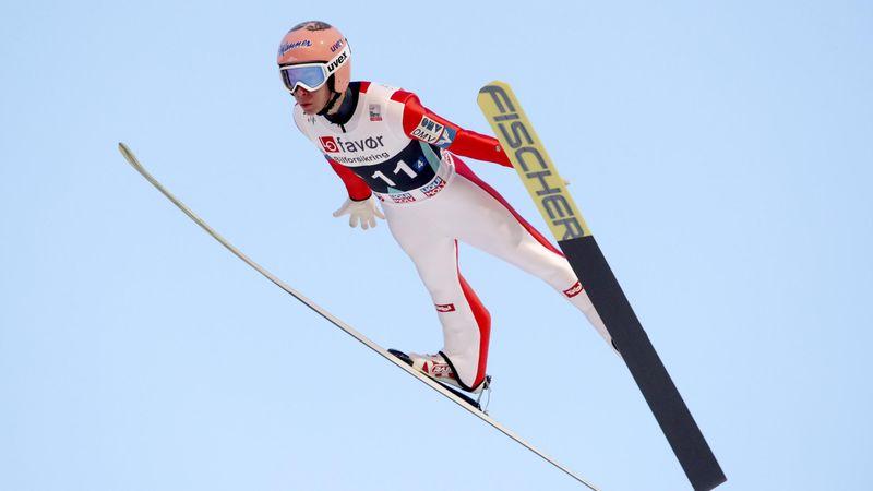 253,5m : nouveau record du monde de vol à ski pour Kraft !