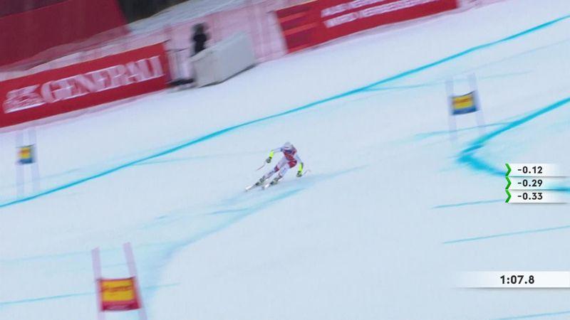 Esquí alpino, Copa del Mundo: Corinne Suter se estrena en Garmisch-Partenkirchen