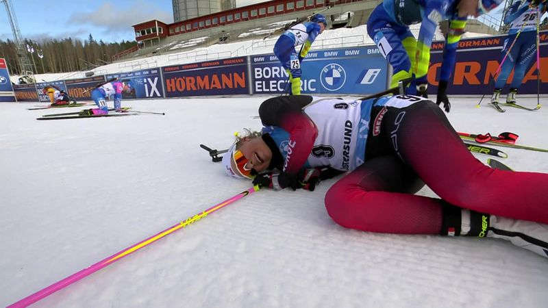Tandrevold tastes glory at Ostersund in emotional win