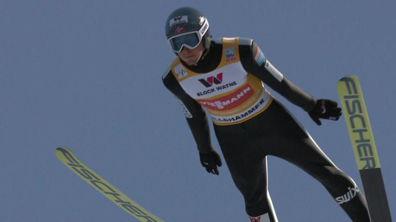 Riiber vince la mass start di Lillehammer