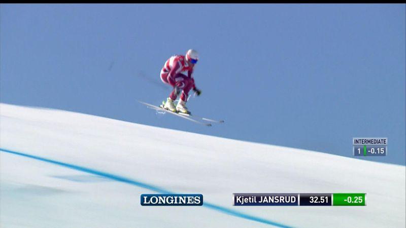 Jansrud a pris date pour la descente olympique