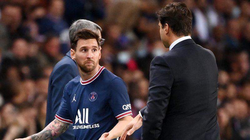 Streit mit Messi nach Auswechslung? Das sagt Trainer Pochettino