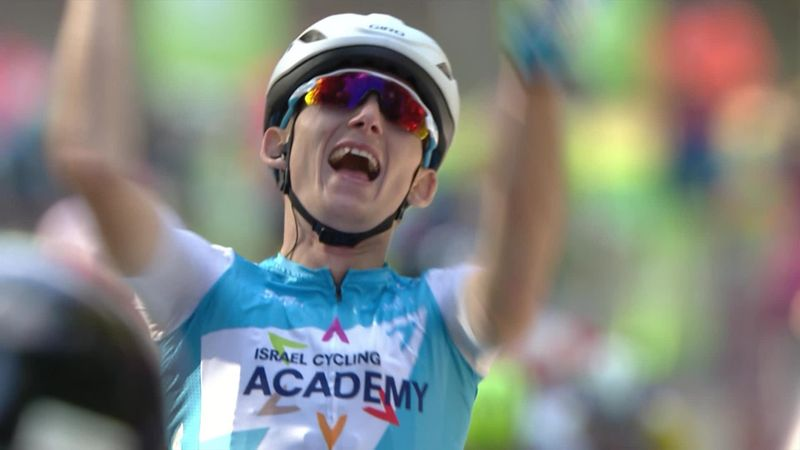 Krists Neilands claims GP de Wallonie victory