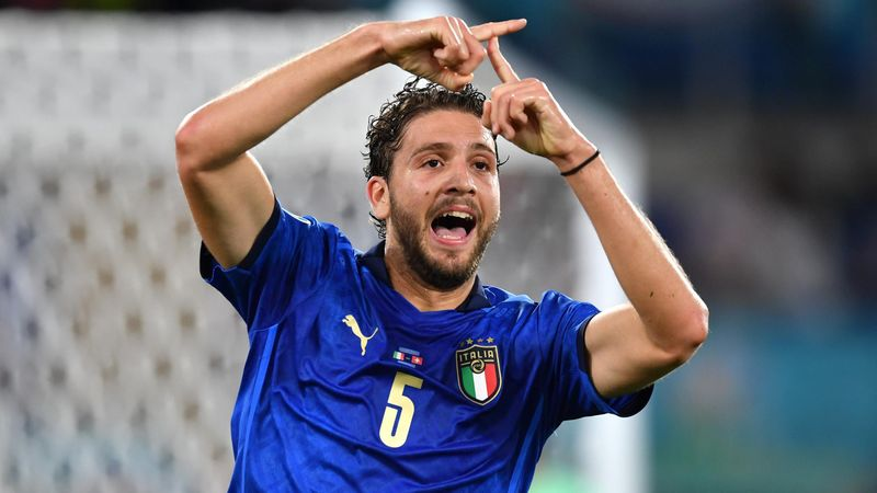 'He has become the face of this Italy team' - Locatelli's starring role catches the eye