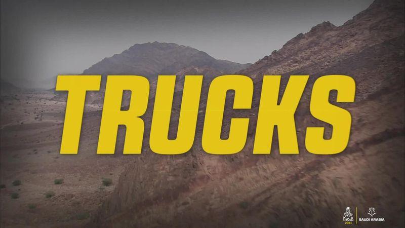 Dakar 2021| Dag 11 - hoogtepunten vrachtwagens