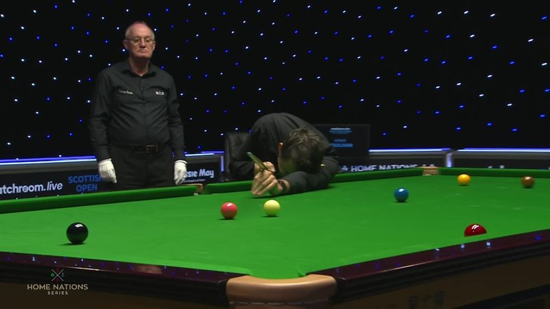 'Wow! Wow! Wow! Who saw that coming?' – Inexplicable miss costs O'Sullivan