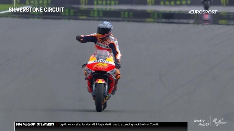 MotoGP | Pol Espargaro op pole bij GP Groot-Brittannië