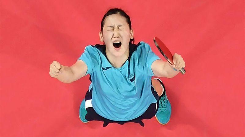 Tenis de mesa | Maria Xiao se mete en dieciseisavos de final con una gran victoria