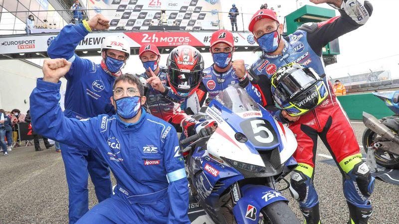 24 Horas de Le Mans: El FCC suma su segundo triunfo en La Sarthe