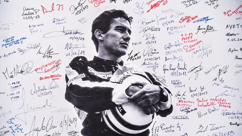 Remembering Ayrton Senna on what would have been his 60th birthday