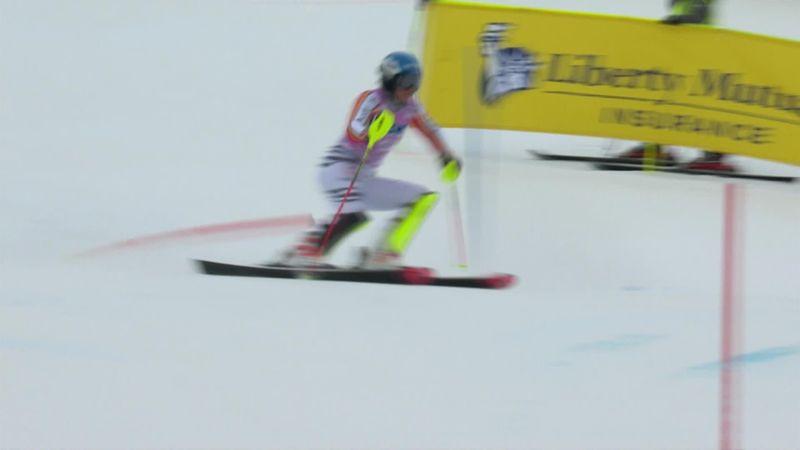 Eslalon, Copa del Mundo: Ackermann se queda a 35 centésimas del podio