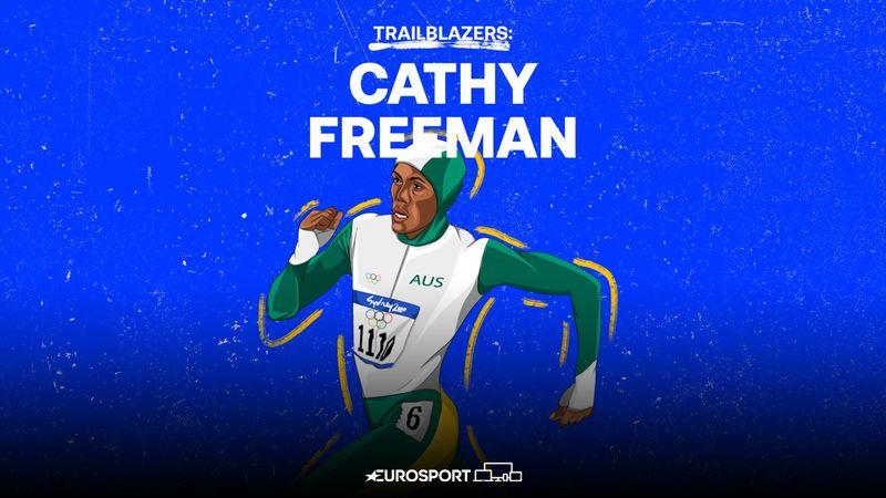 Trailblazers - The inspirational story of Cathy Freeman