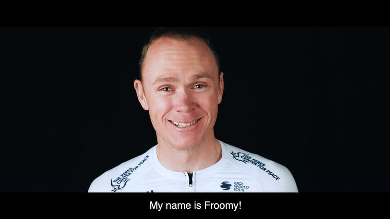Bisiklet: Chris Froome yeni takımı Israel Start Up Nation ile antrenmanlarına devam ediyor