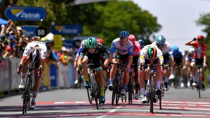 Tour Down Under 2020 (1ª etapa): Un imponente Sam Bennett se lleva el primer gran esprint del año